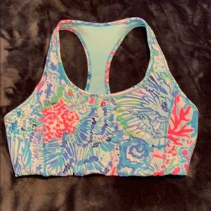Sink or Swim Luxletic sports bra